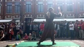 foto van optreden wageningen, gelderland
